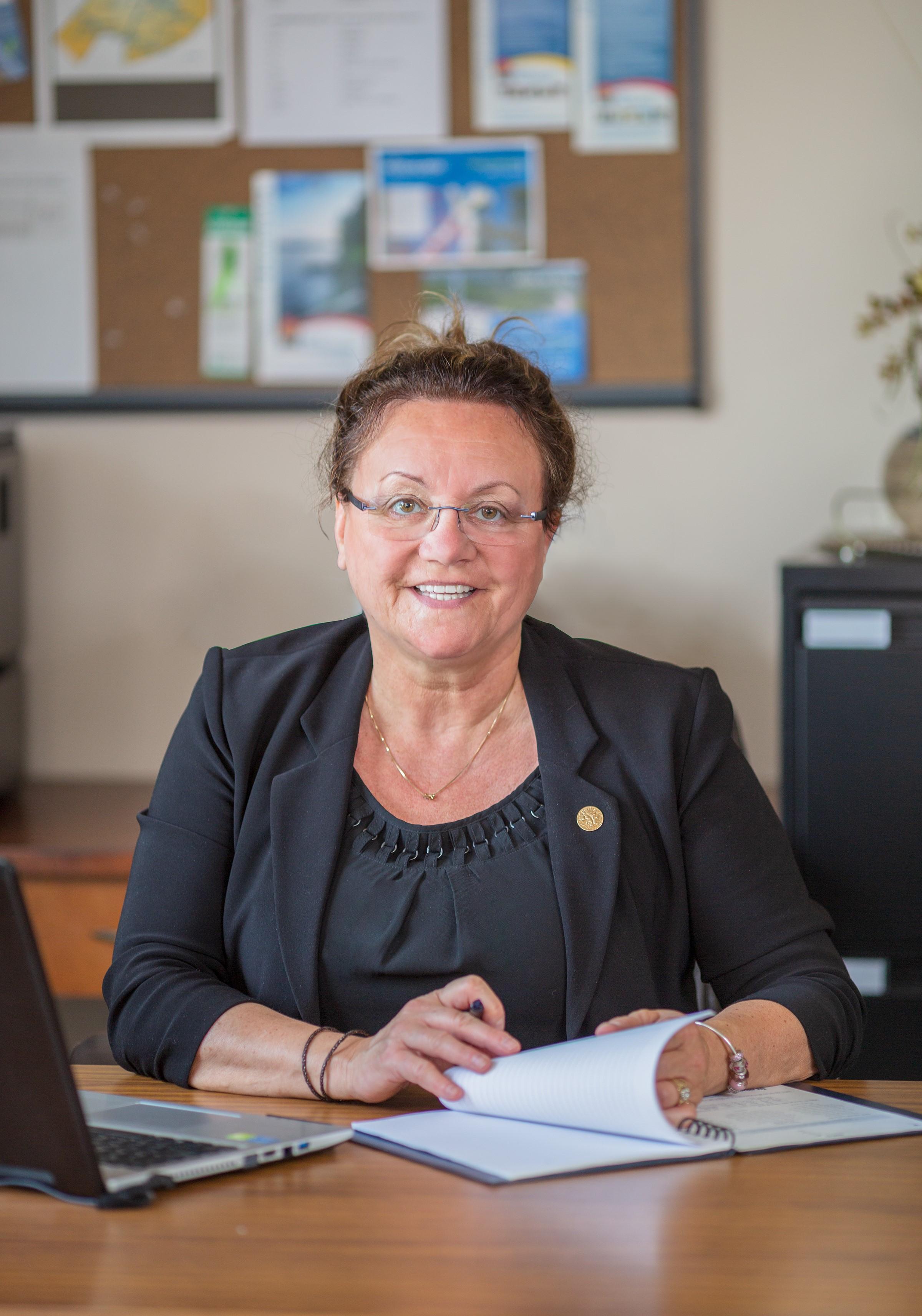 Guylaine Sirois préfet élue au suffrage universel MRC de Témiscouata