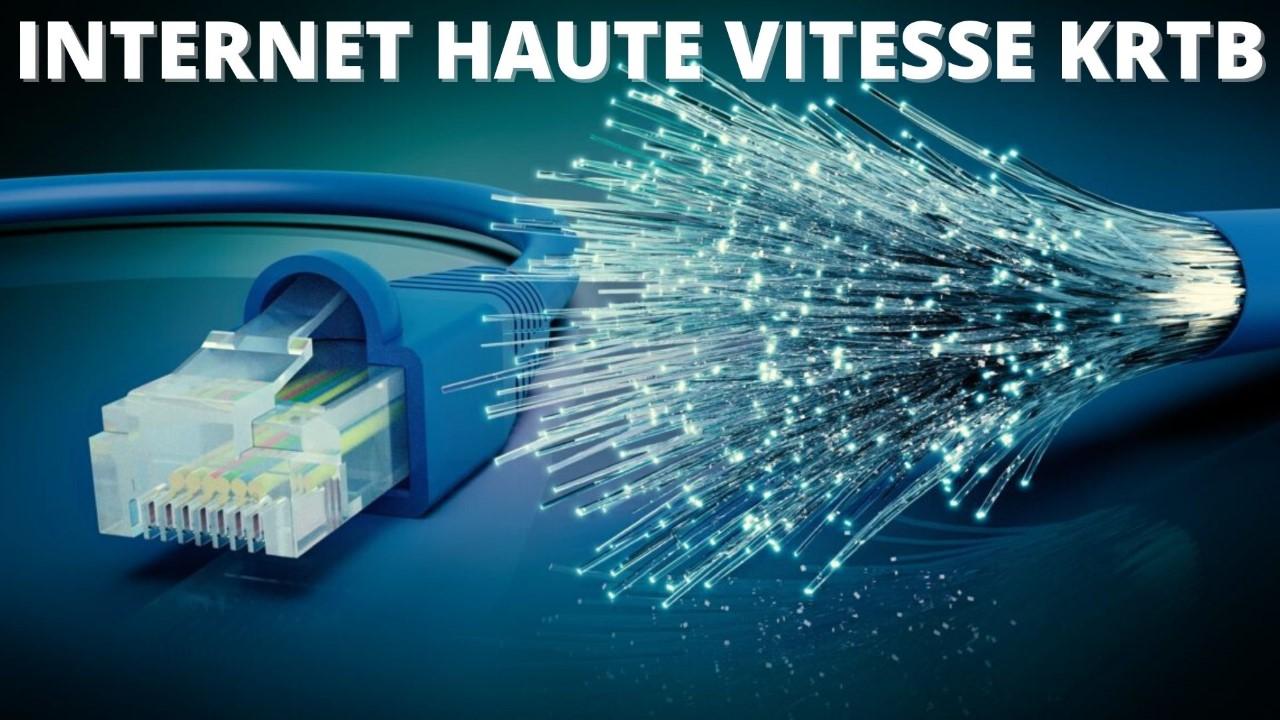 InternetHauteVitesseKRTB